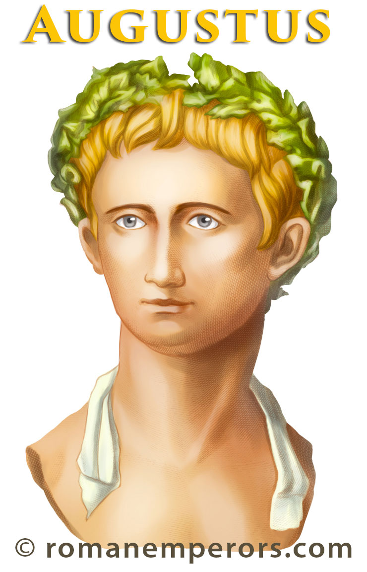 how did various emperors from augustus List of roman emperors on these pages, you will find the names, regnal dates, and portraits of the emperors of the roman empire, with links to more information 1st century.