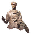 A Cult Statue of the Deified Augustus