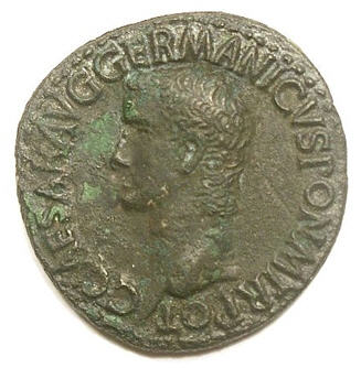Caligula Coin