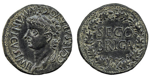 Imperial Coin of Caligula