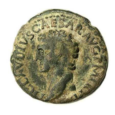 Claudius Coin