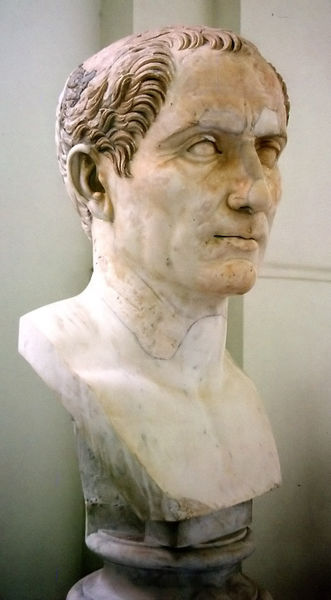 This was the first known public rendition of julius caesar that is