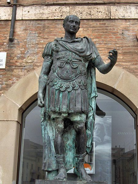 a history of rome and julius caesar Julius caesar was born in rome on 12 or 13 july 100 bc into the prestigious julian clan his family were closely connected with the marian faction in roman politics caesar himself progressed .