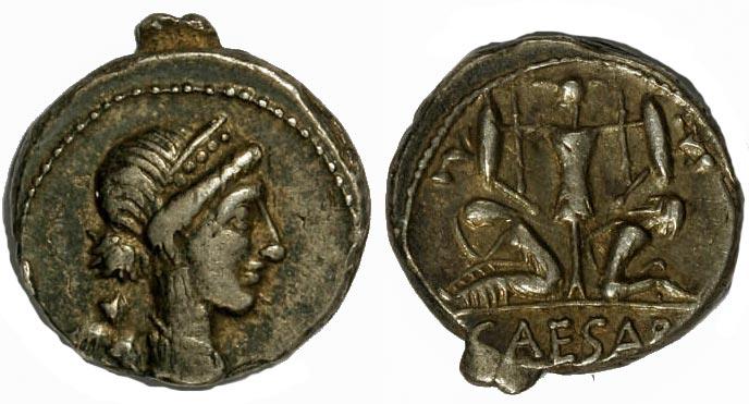 Julius Caesar Roman Emperors Busts Statues Information Coins