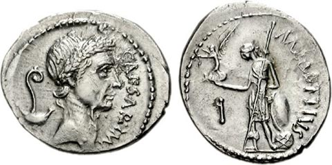 Julius and Venus Coin