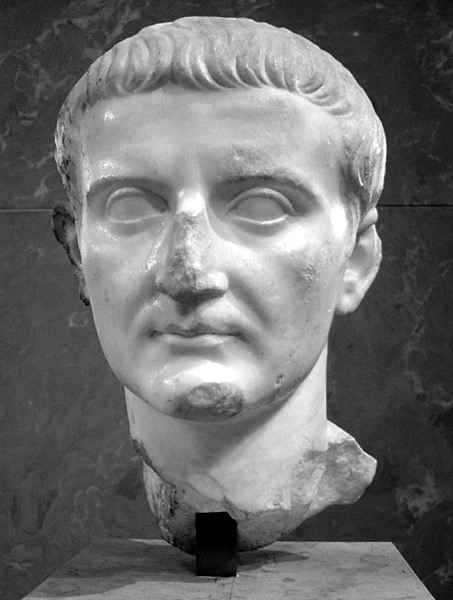 Tiberius (Roman Emperors) Busts, Statues, Information, Coins, Maps ...