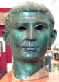 Bronze Bust of Tiberius
